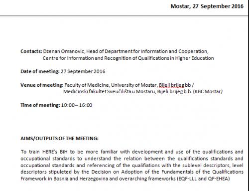 Razvoj kvalifikacija i standarda zanimanja