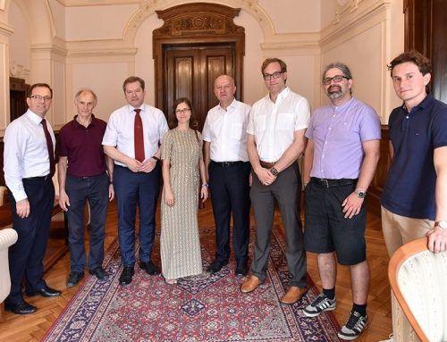 Čestitke prof. dr. sc. Igoru Papiču, novoizabranom rektoru Univerze u Ljubljani