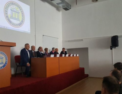 "SVEČANA PODJELA INDEKSA NA EVROPSKOM UNIVERZITETU ""KALLOS"" TUZLA"